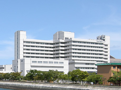 AIDS/HIV総合治療センター 事務室様